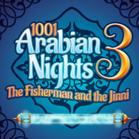 1001 Arabian Nights 3: The Fisherman and the Jinni